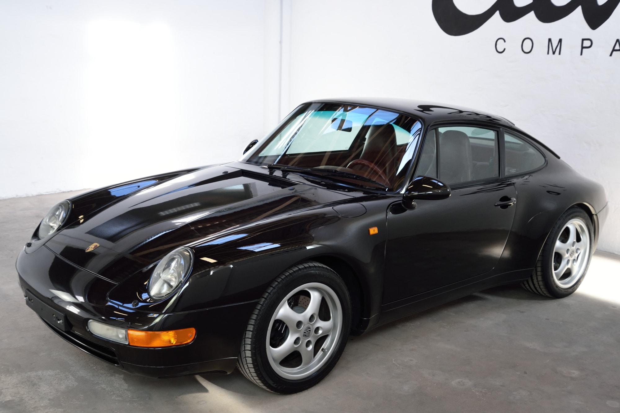 Porsche 993 X51 unfallfrei