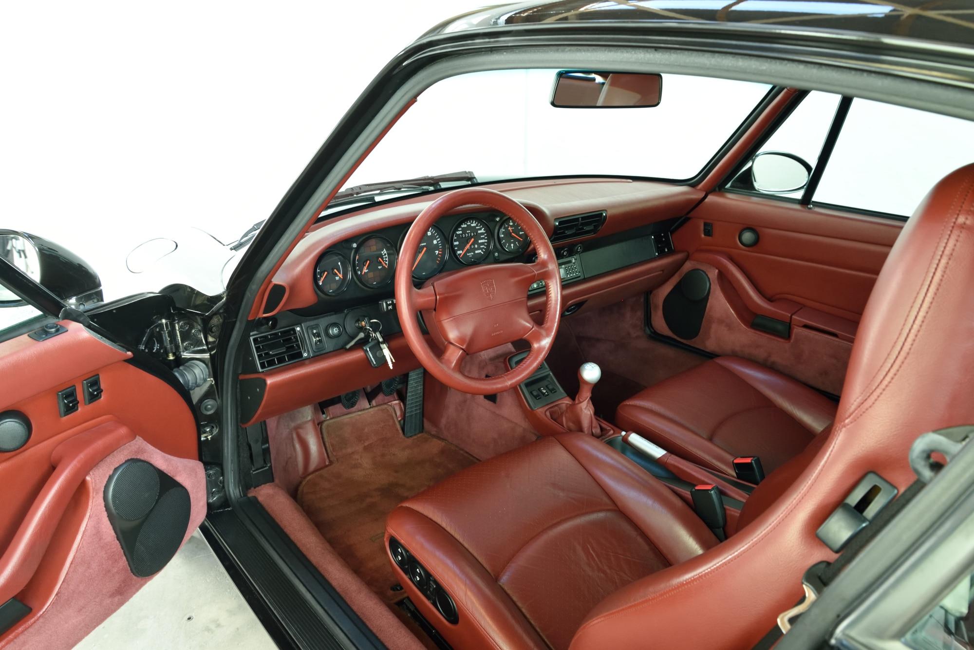 Porsche X51 kastanienbraun BM