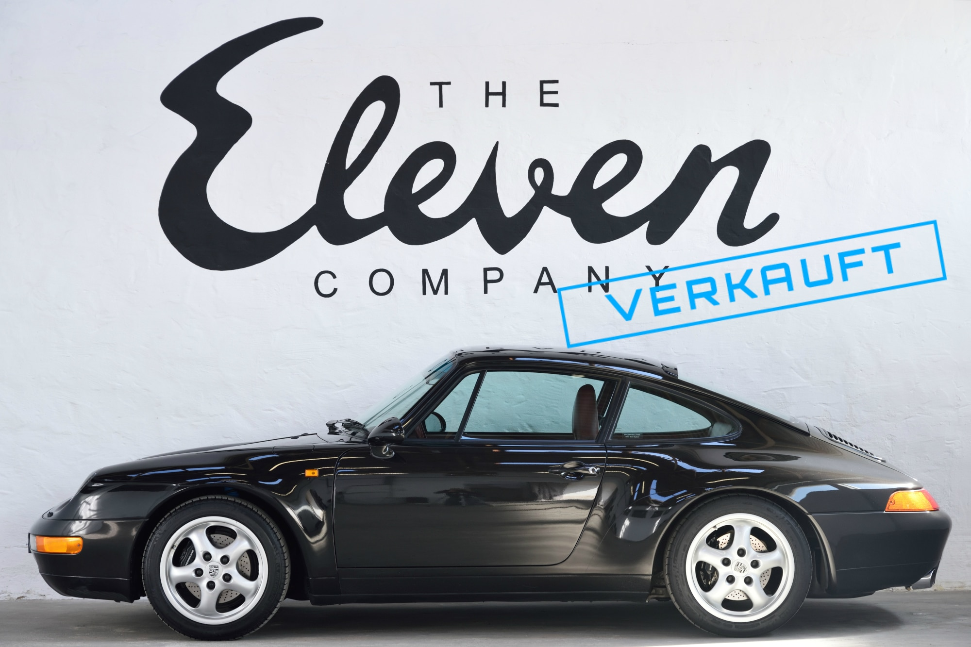 Porsche 993 X51