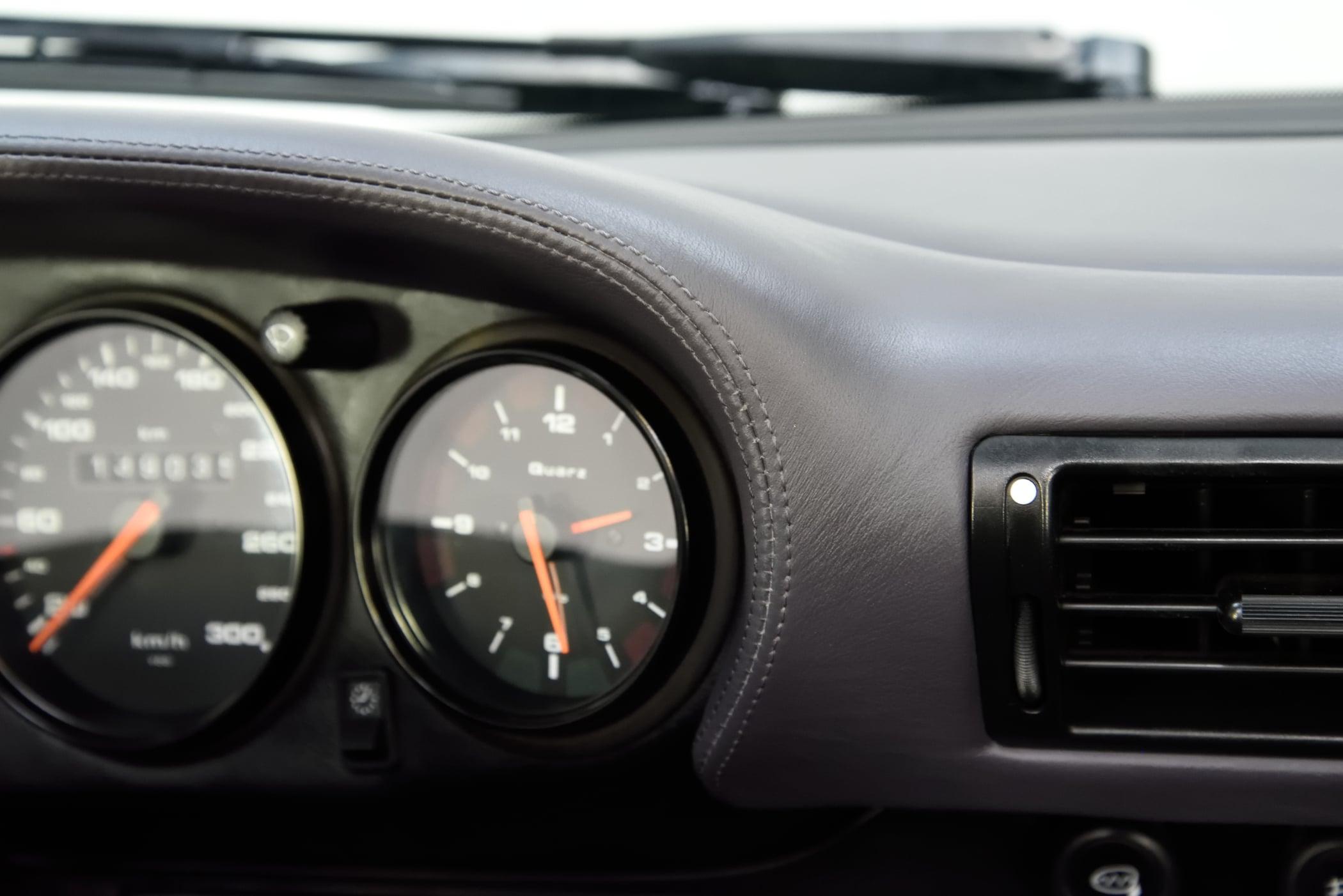 Porsche 993 Ganzleder