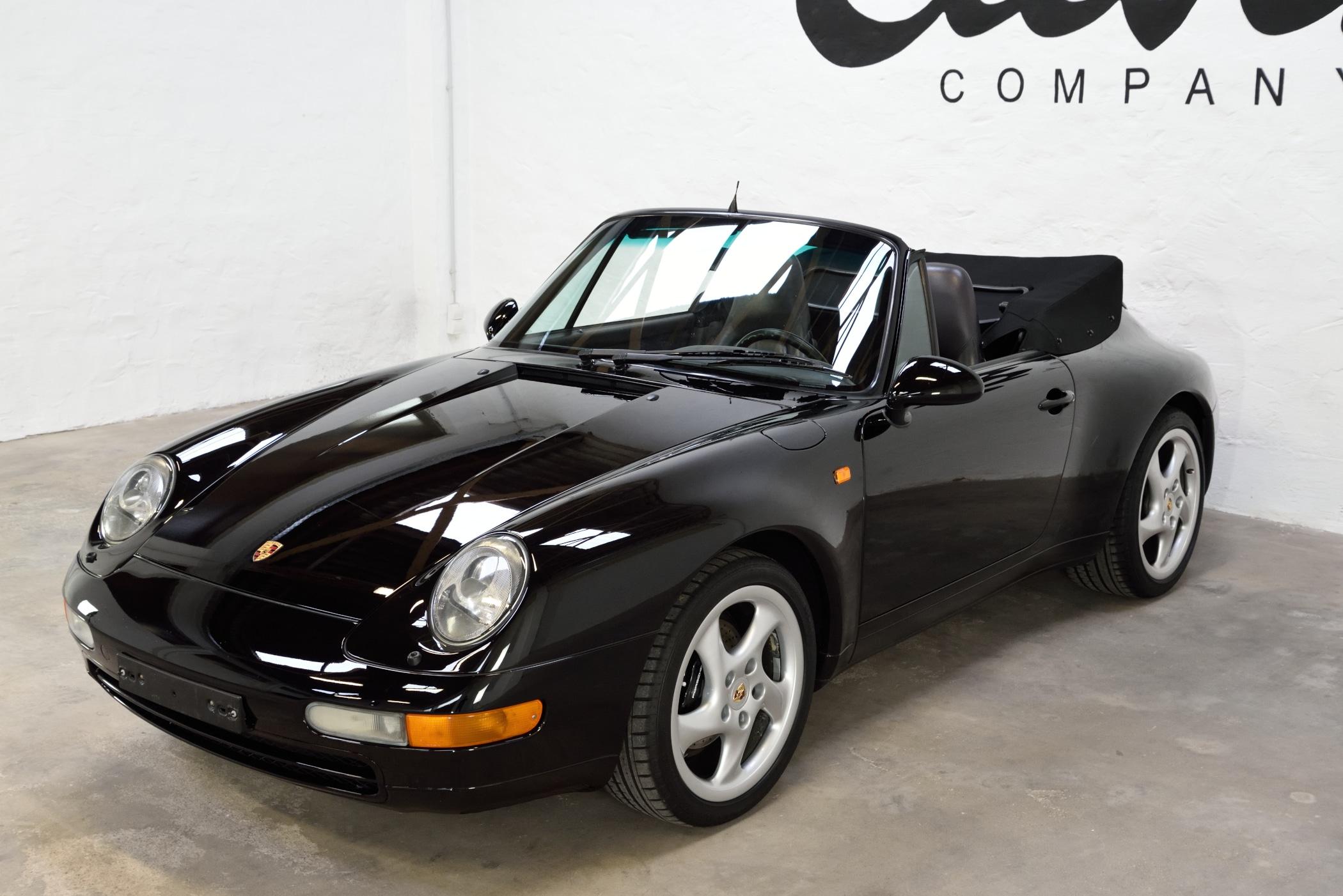 Porsche 911 Varioram