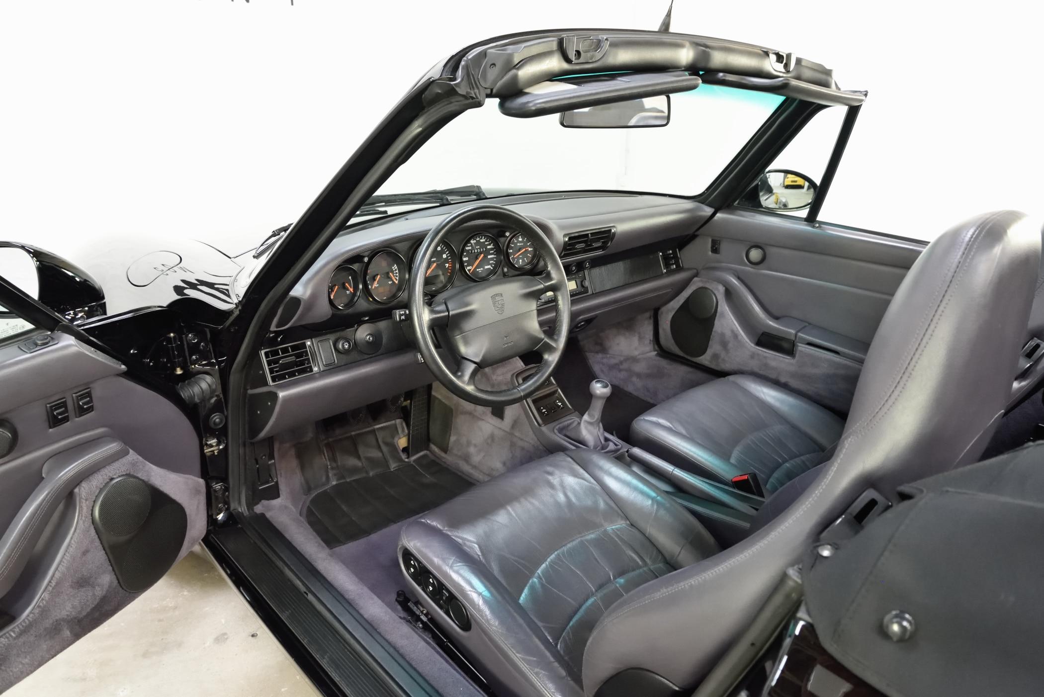 993 Cabriolet Varioram