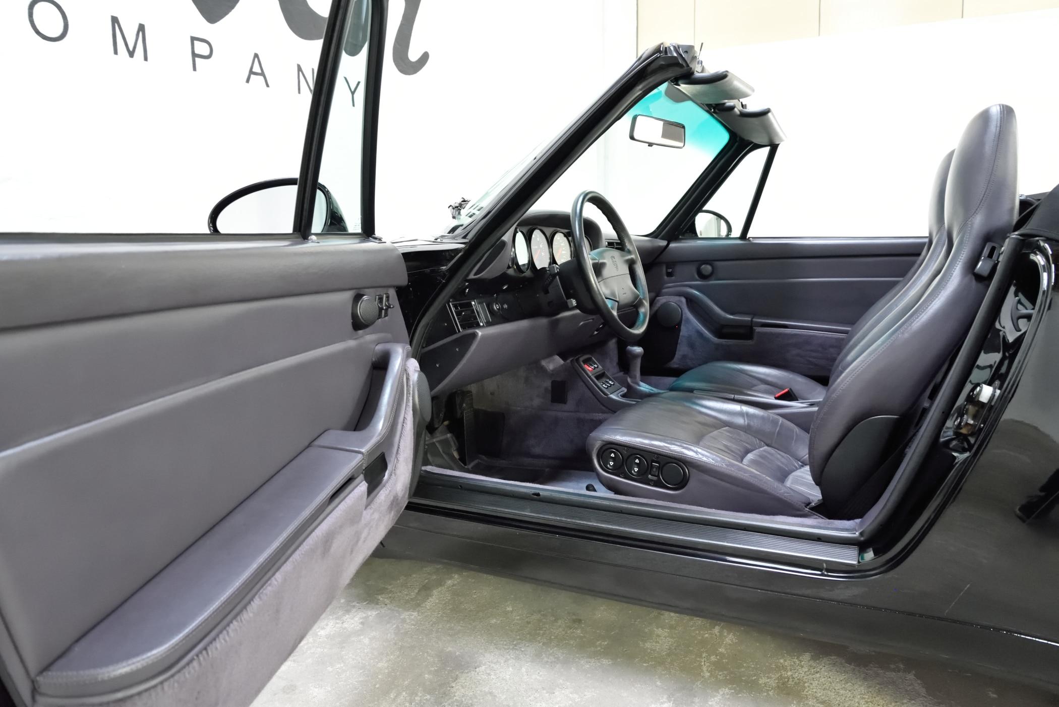 Porsche Vollleder