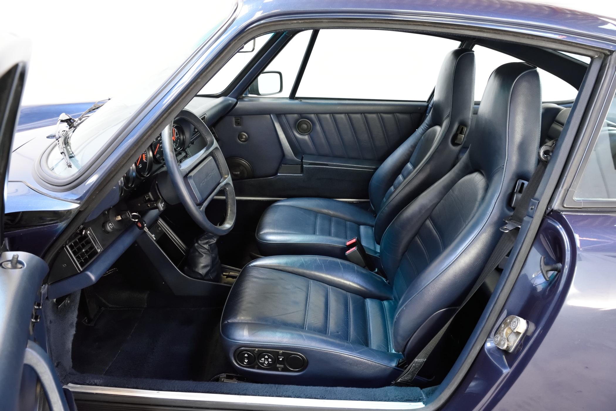 911 preussisch blau unfallfrei