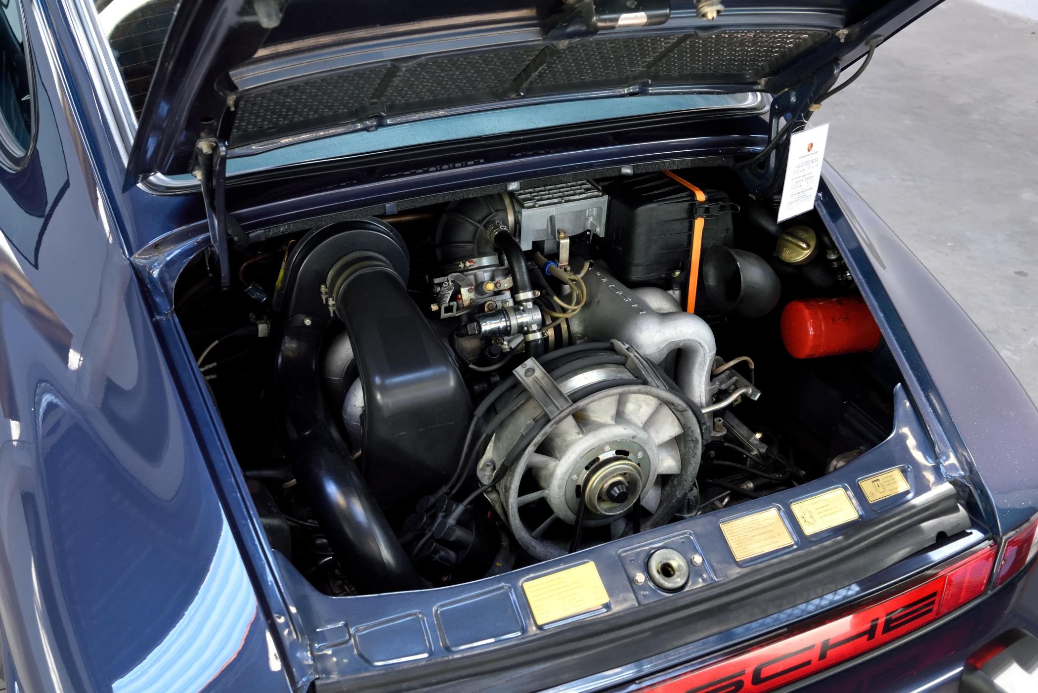 Porsche 930/20 231PS