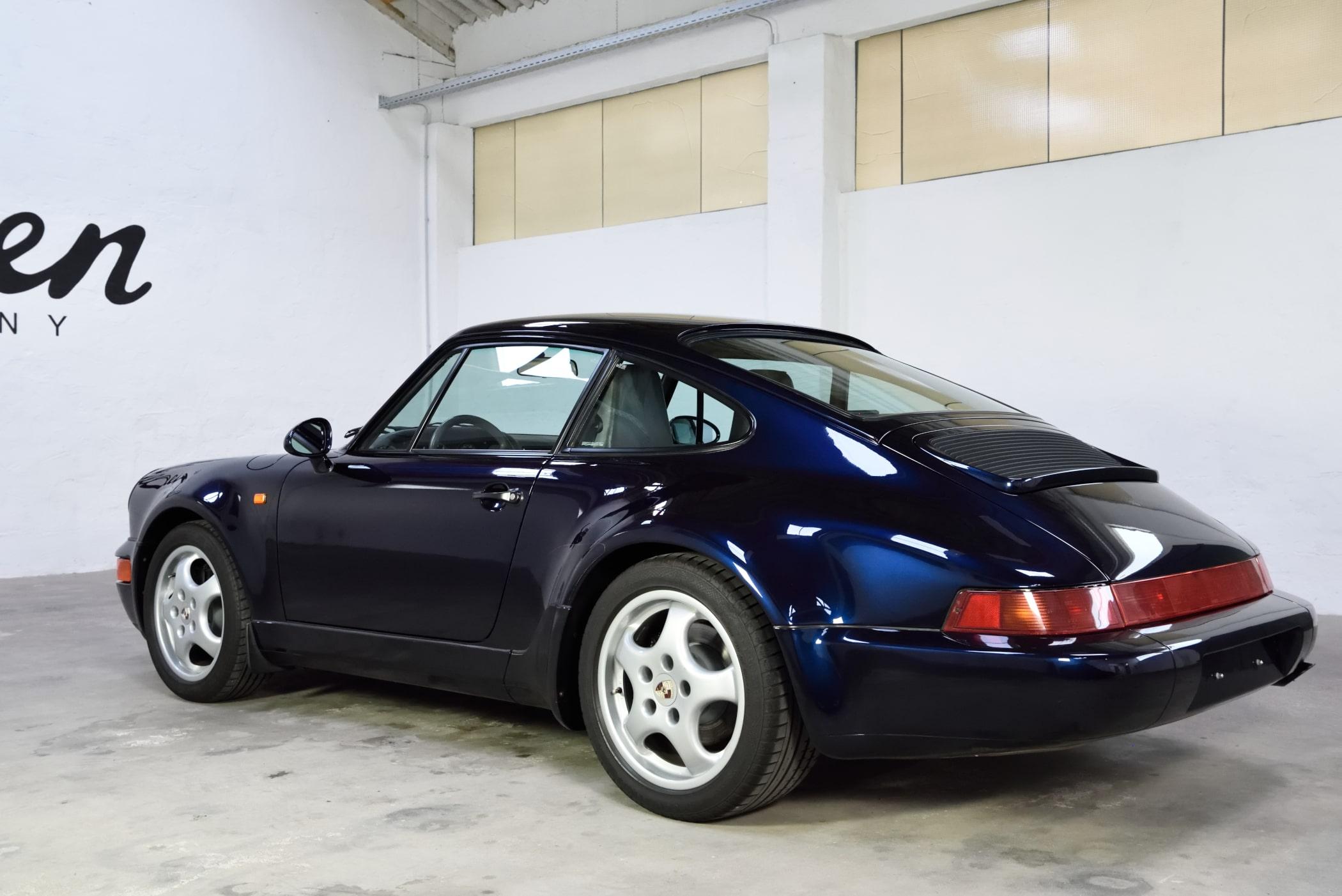 Porsche midnightblue