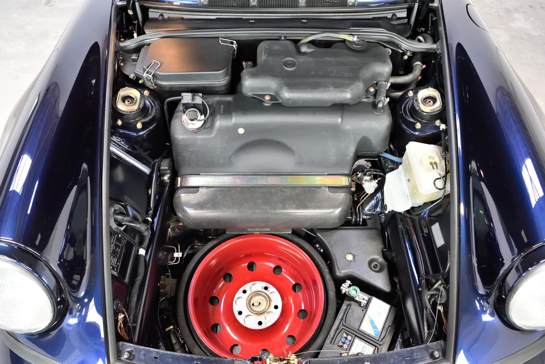 Porsche Werksturbolook