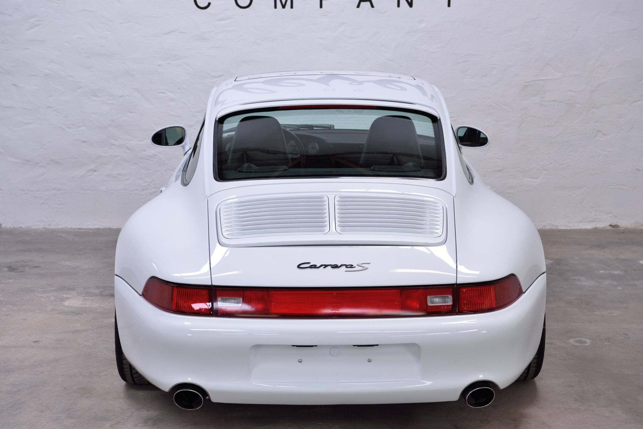 Porsche 911 Werksturbolook