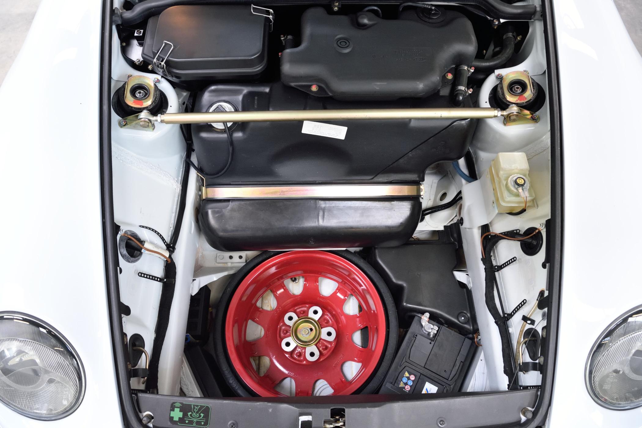 Porsche Werksturbolook M491