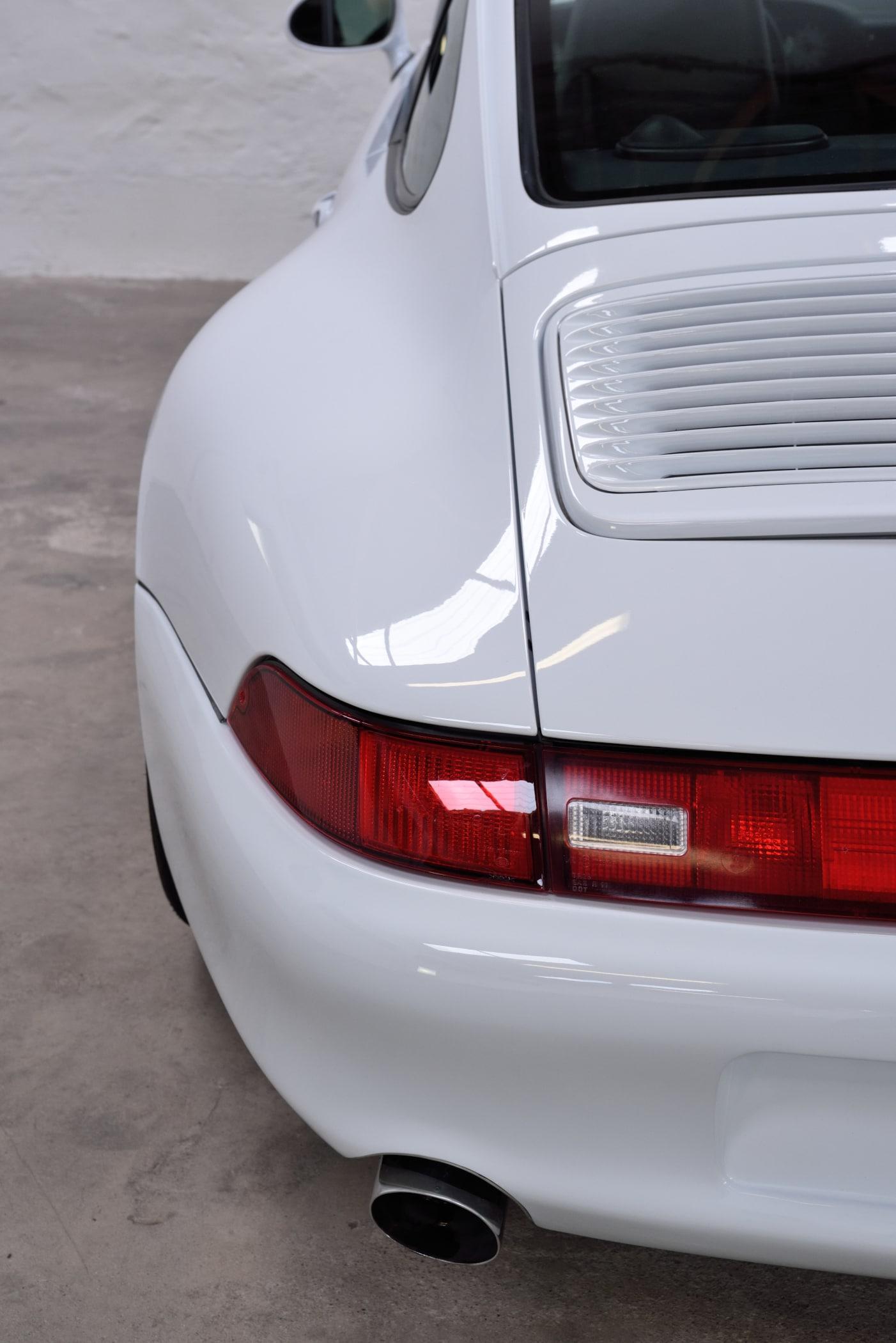 Porsche 993 M220