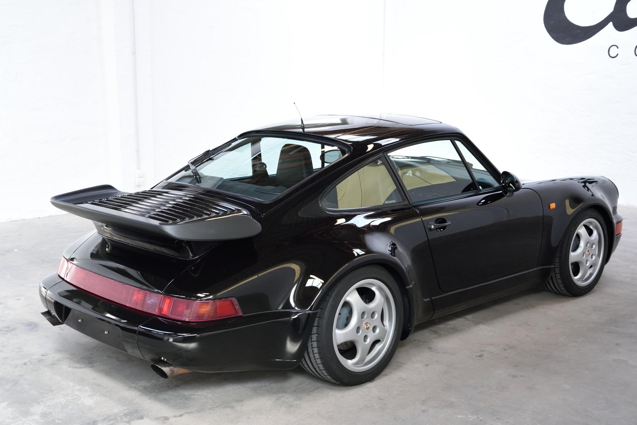 Porsche 964 8