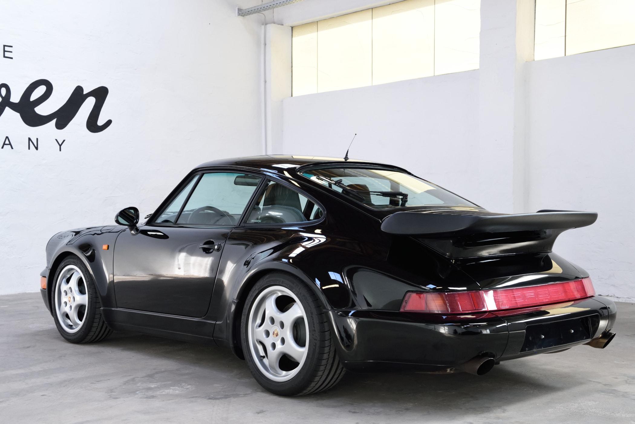 Porsche 964 Turbo X33