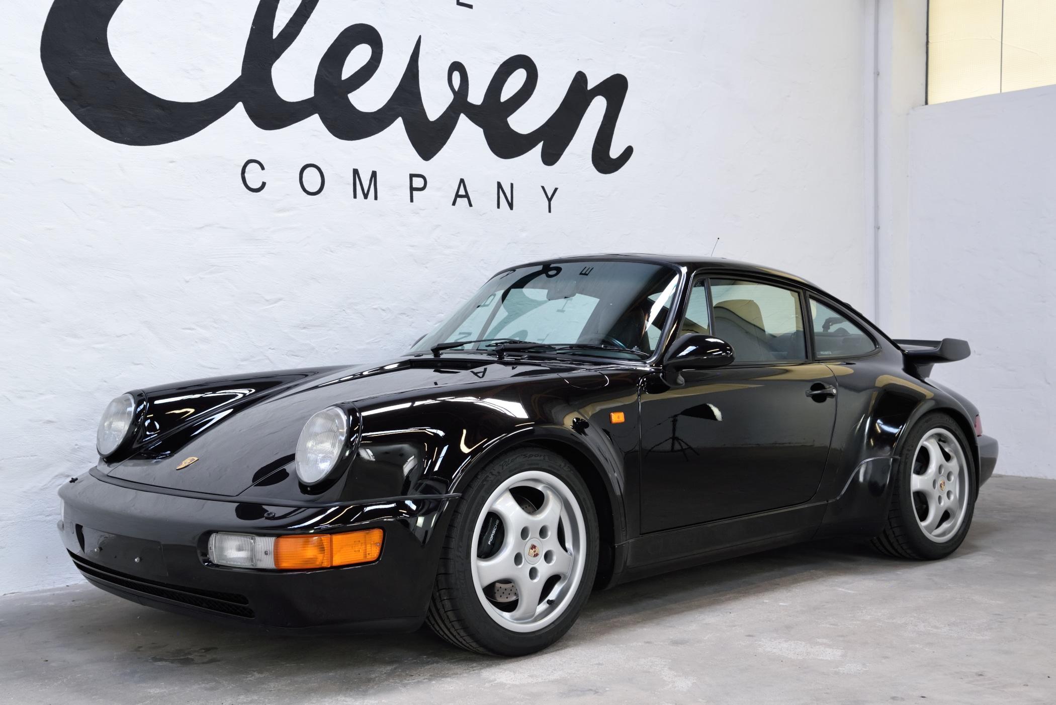 Porsche 964 Turbo WLS