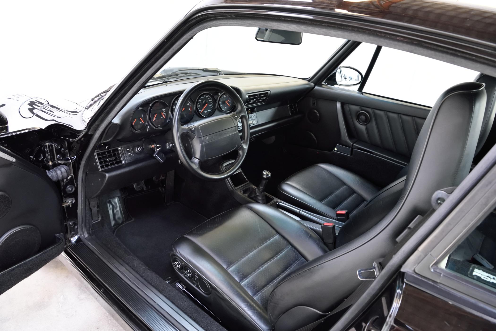 Porsche 964 WLS