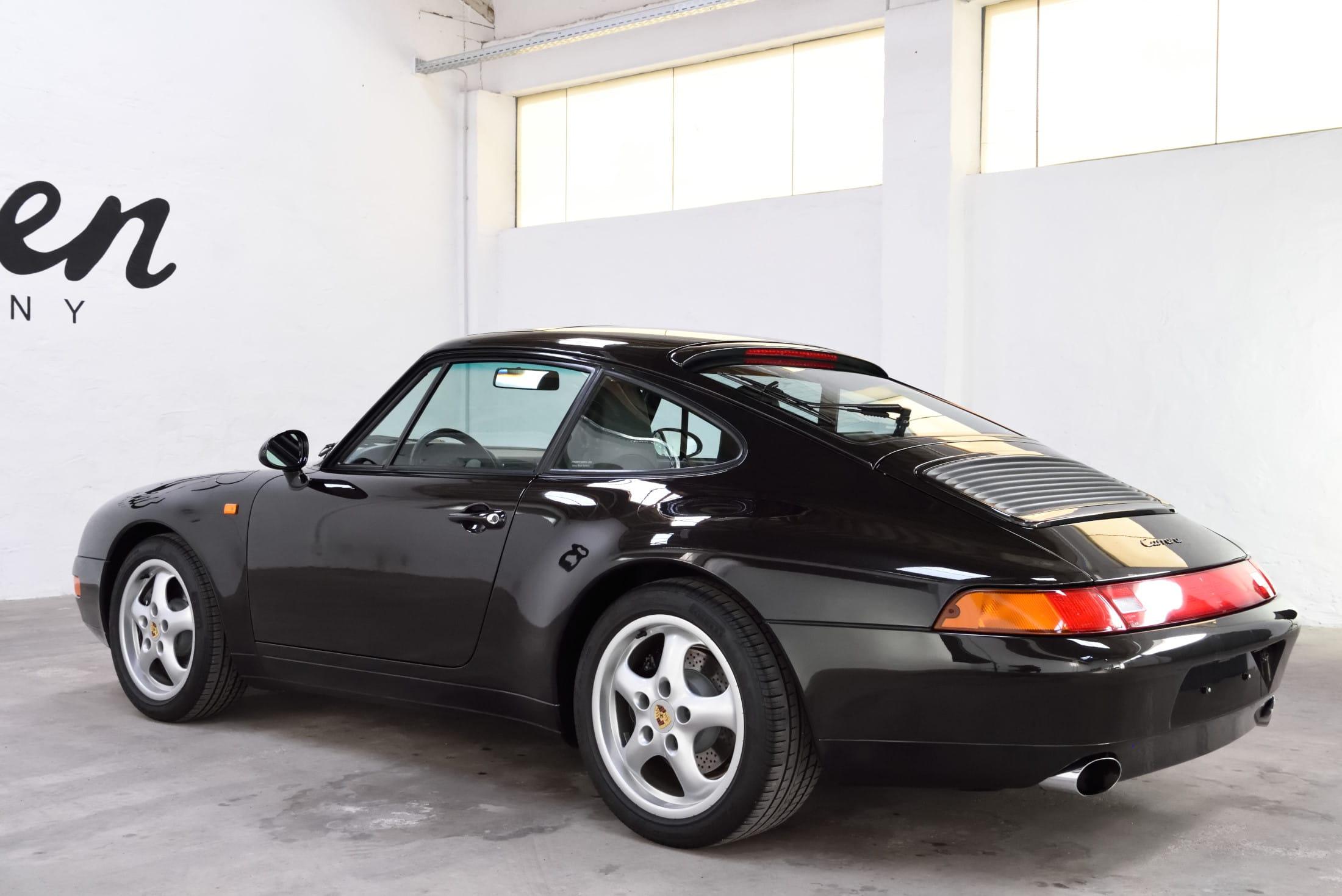 Porsche Cup 93