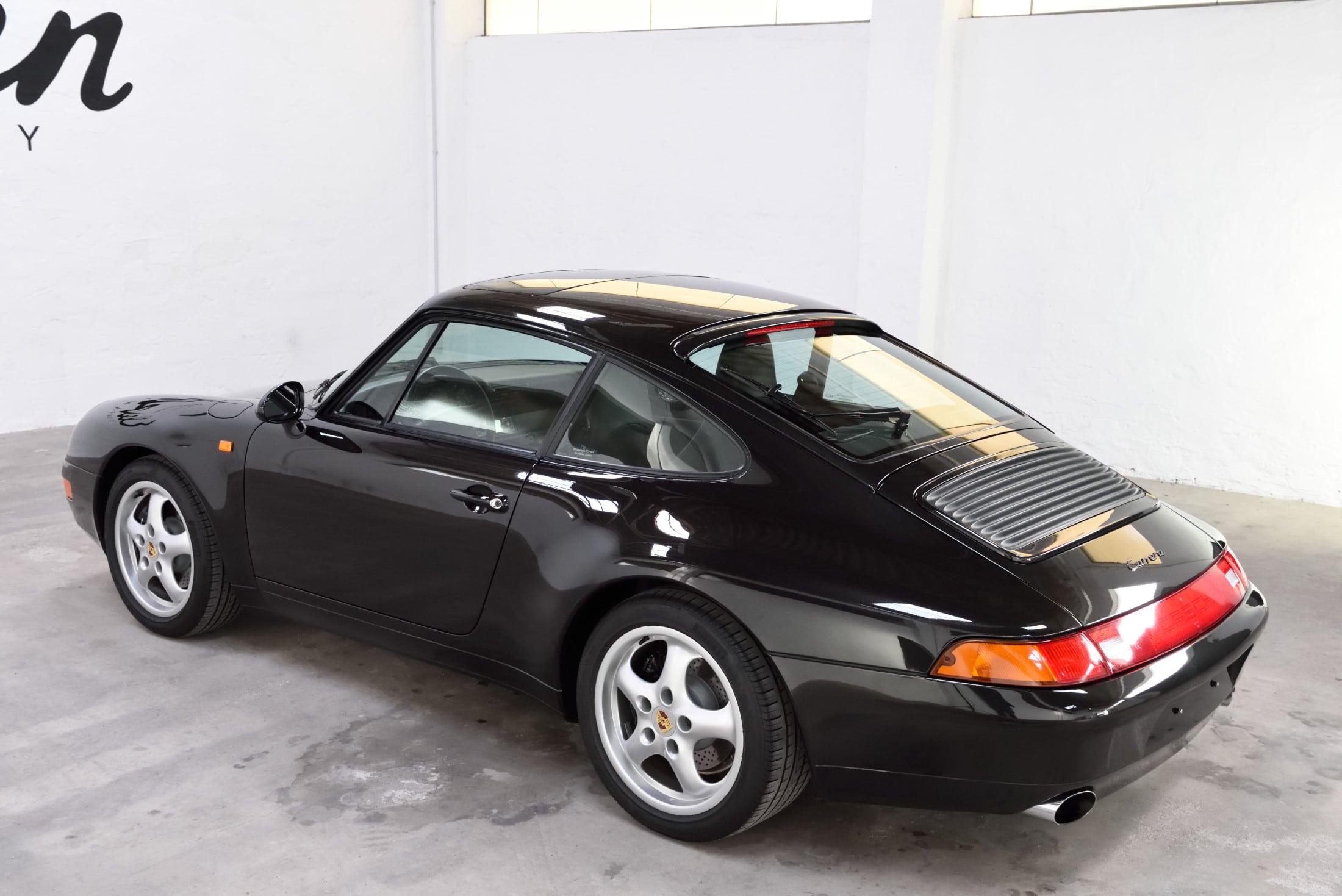 Porsche 993 Bestzustand