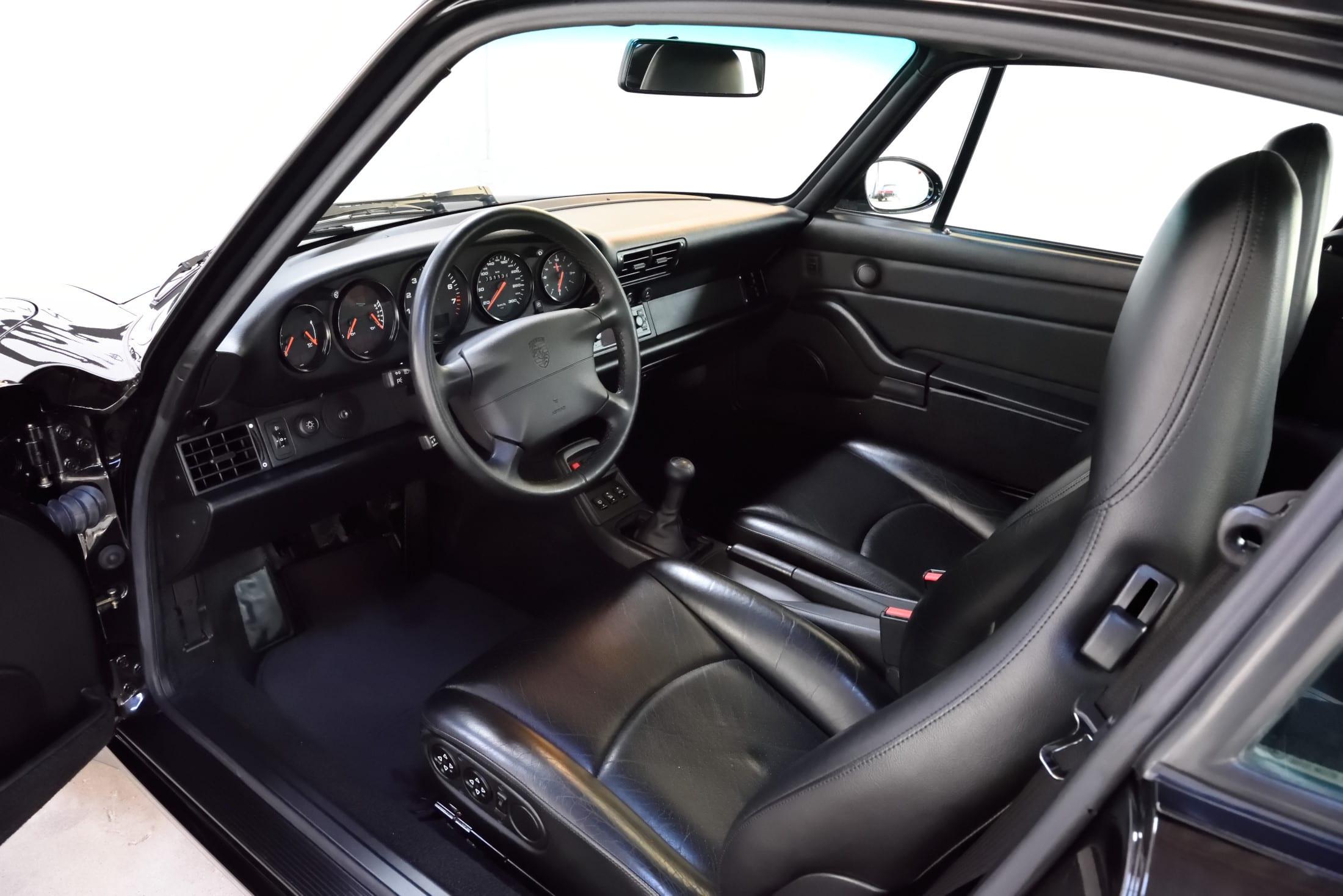 Porsche 993 L744