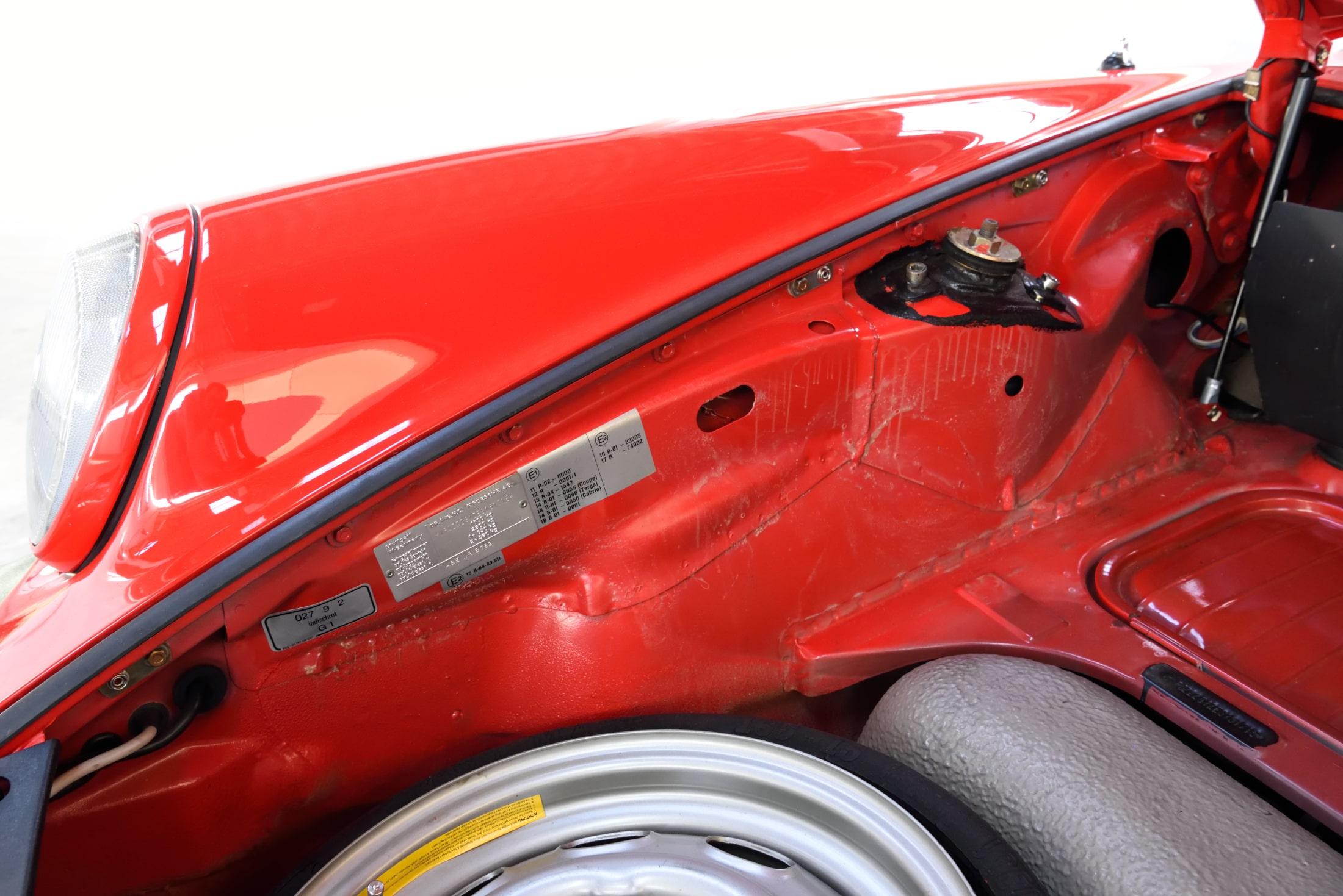 Porsche Motortyp 930/20