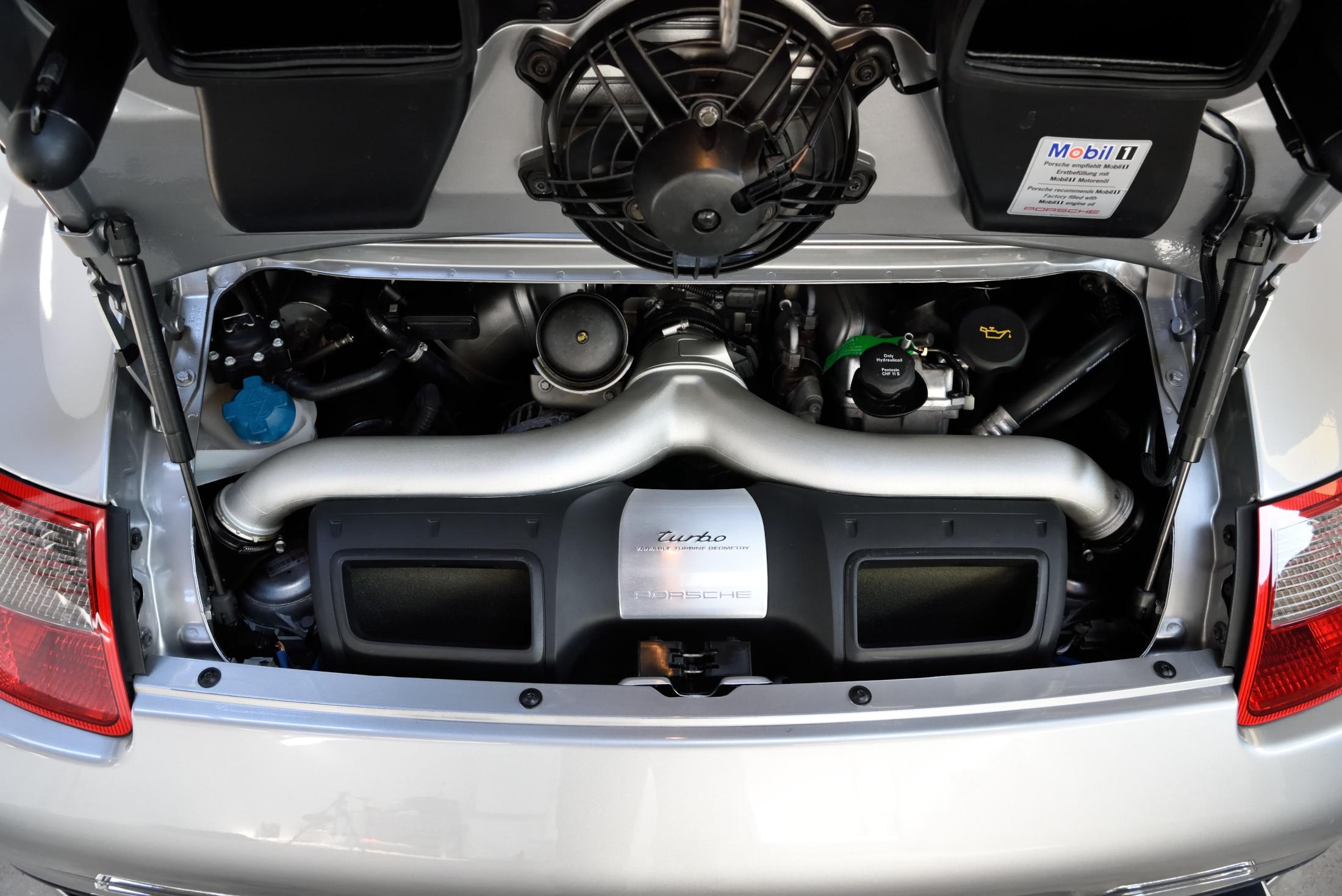 Porsche Mezger Motor