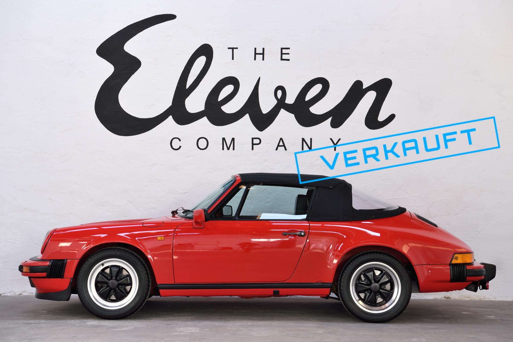 Porsche 911 indischrot