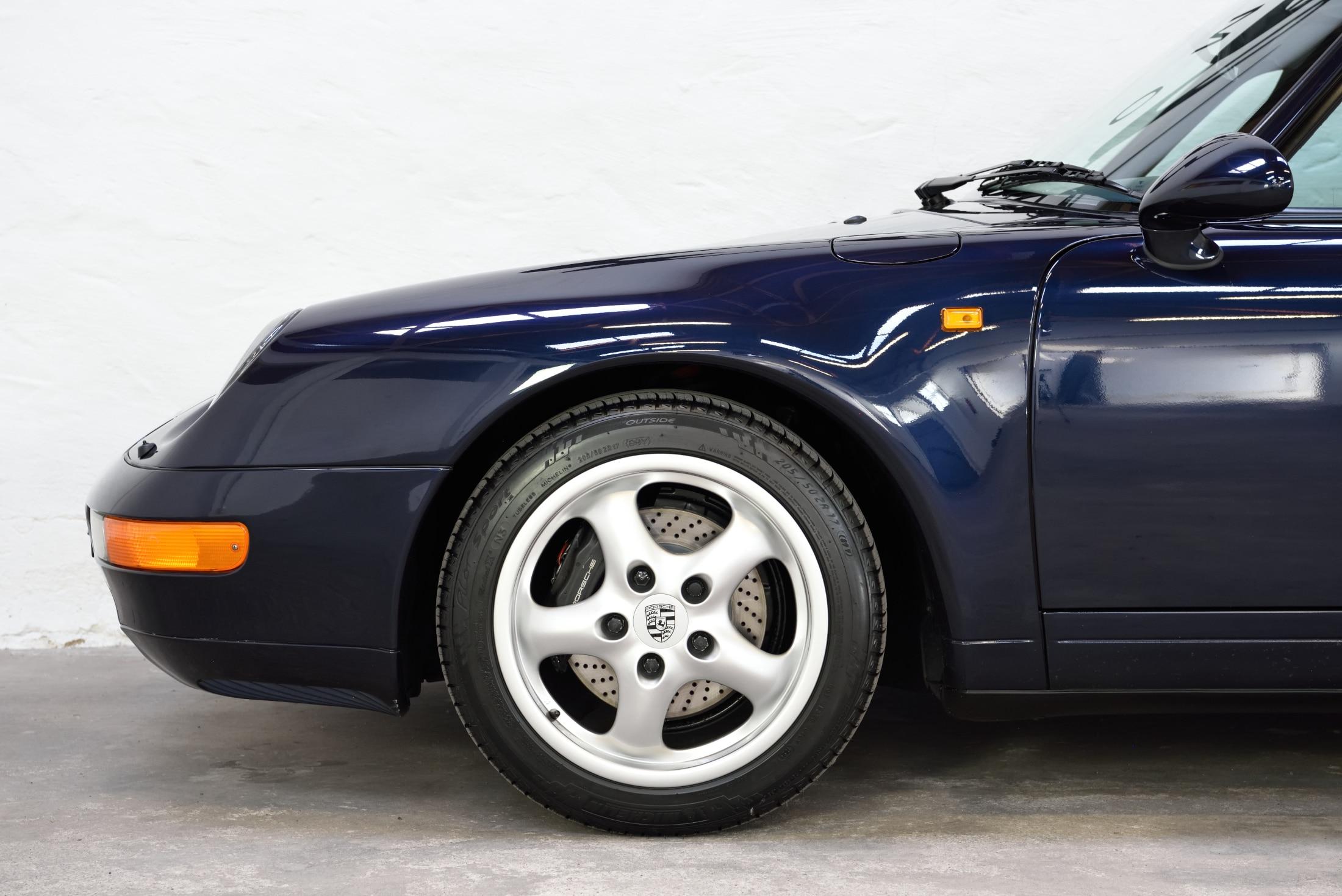 Porsche 993 17