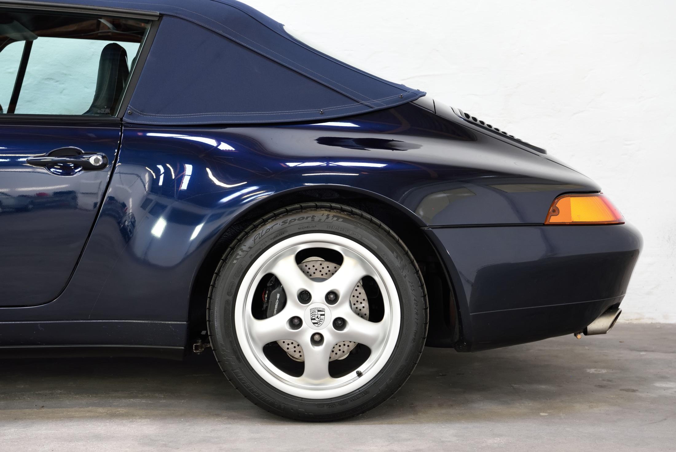 Porsche 993 Originalzustand