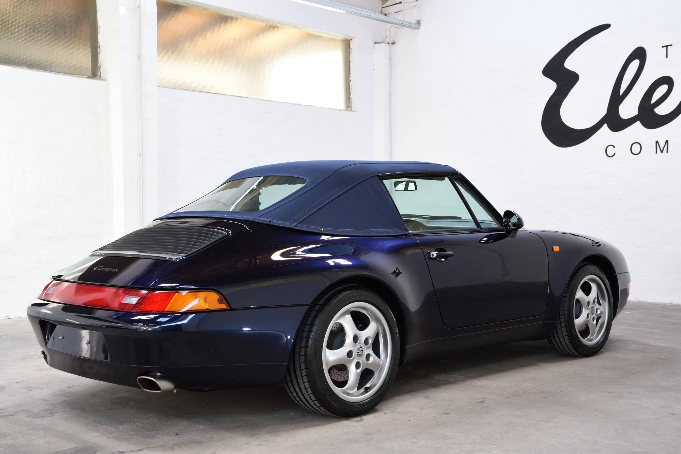 Porsche 993 G50/21