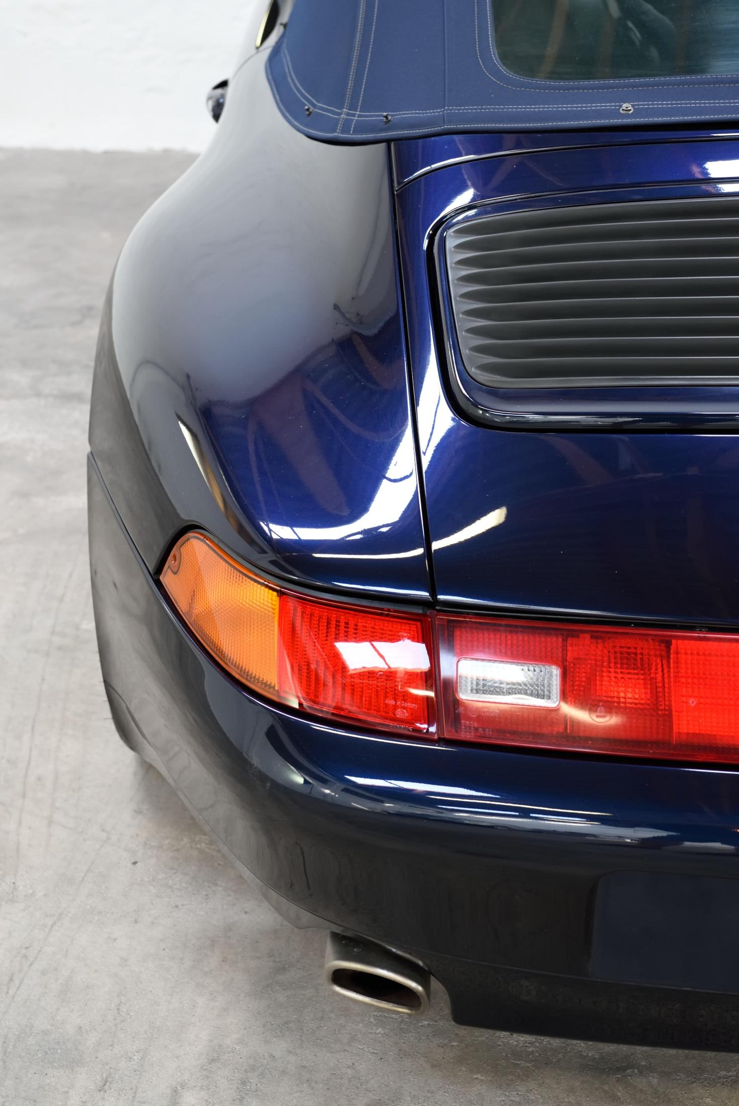 Porsche 993 unfallfrei