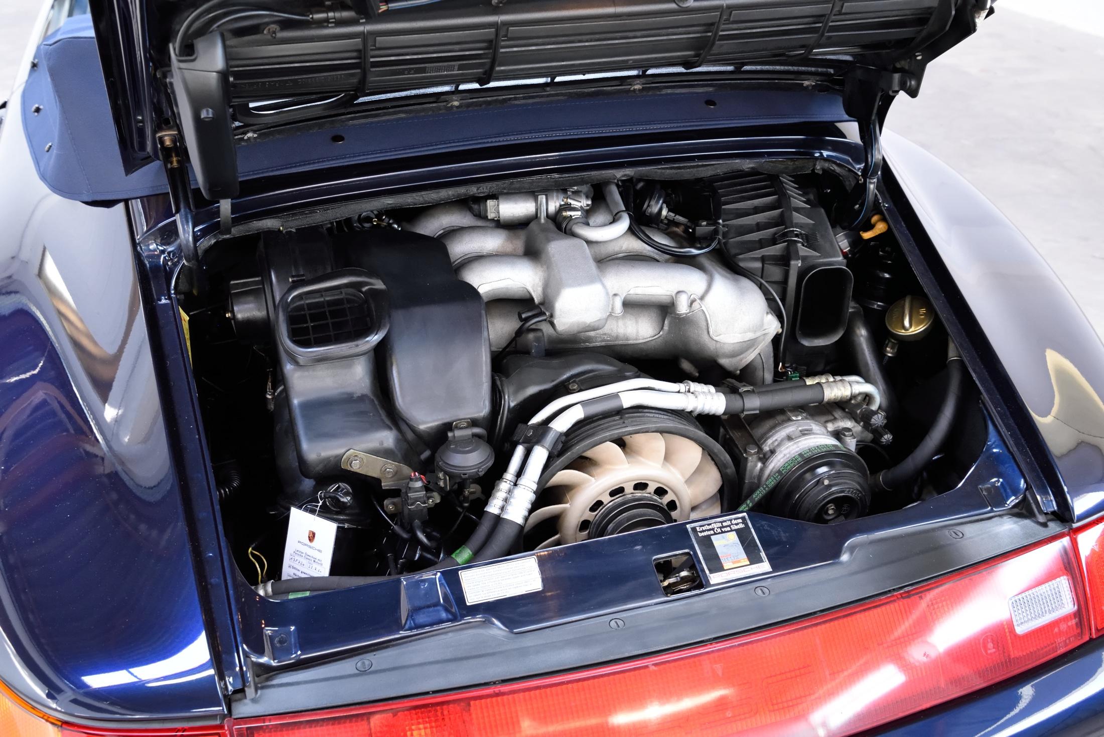 Porsche 993 Varioram