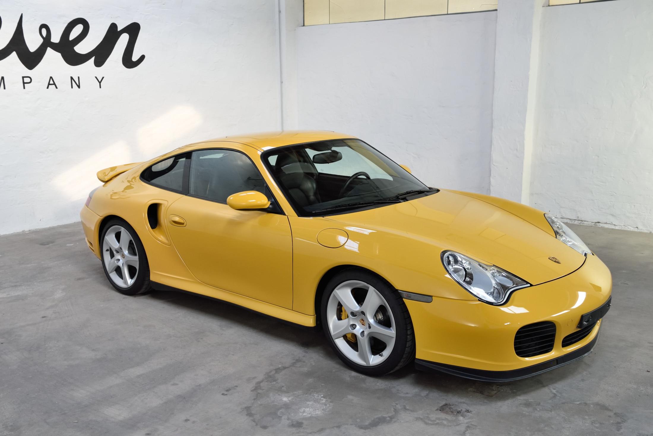 Porsche 996 Turbo WLS 450 PS