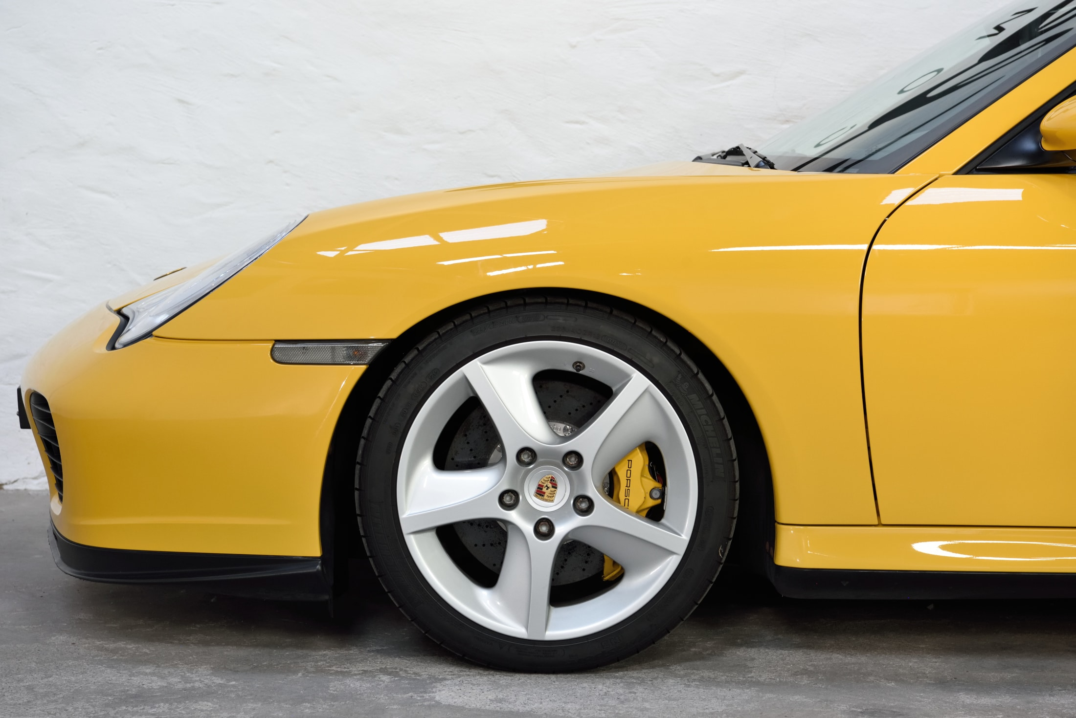 Porsche 996 Turbo M450
