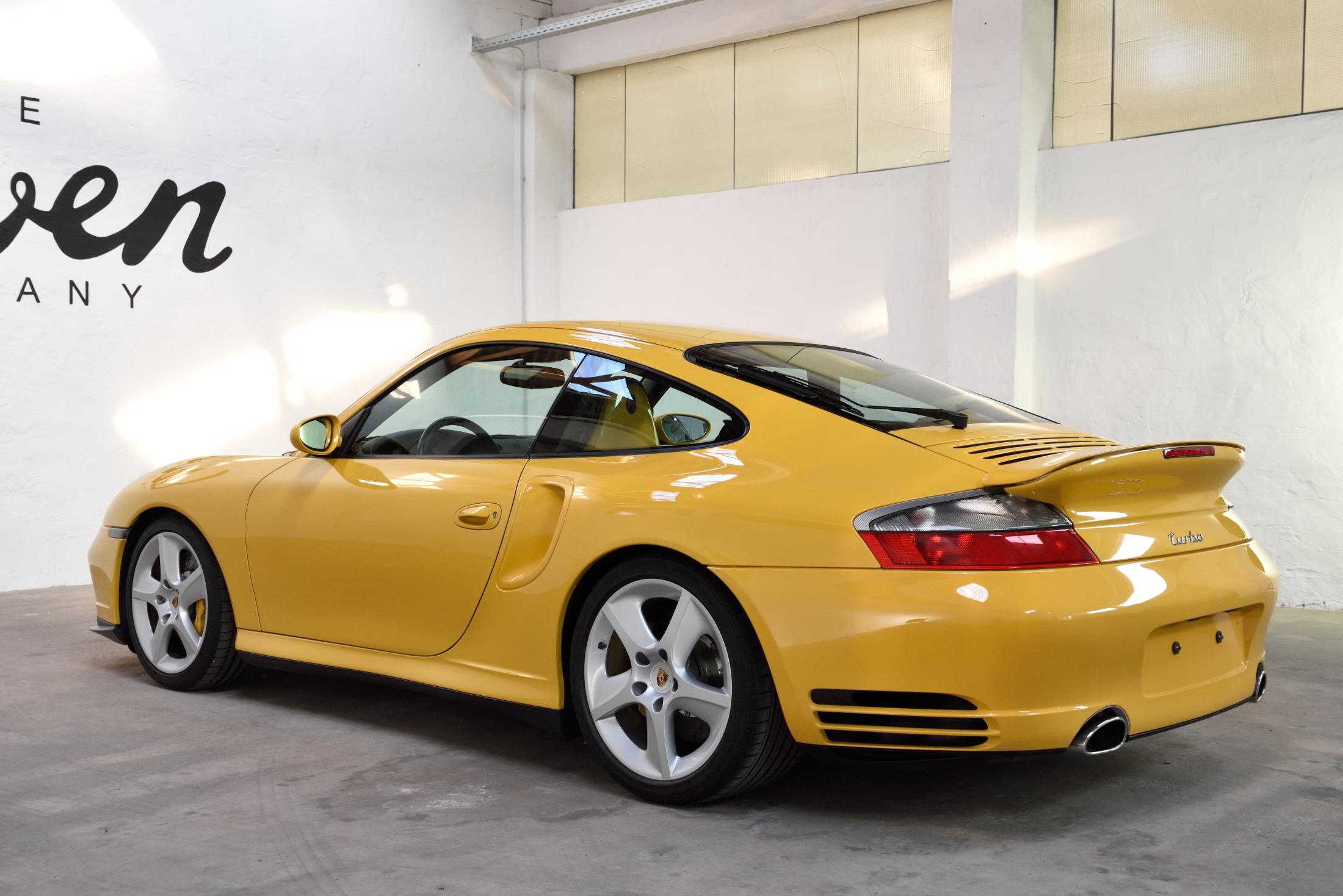 Porsche 996 Turbo X50 WLS