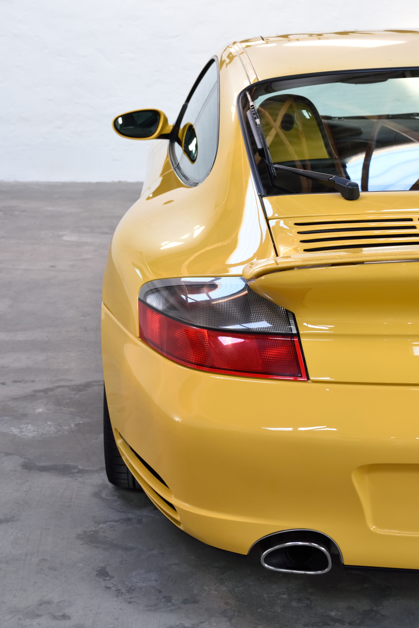 Porsche 996 Turbo X50 X73 X75