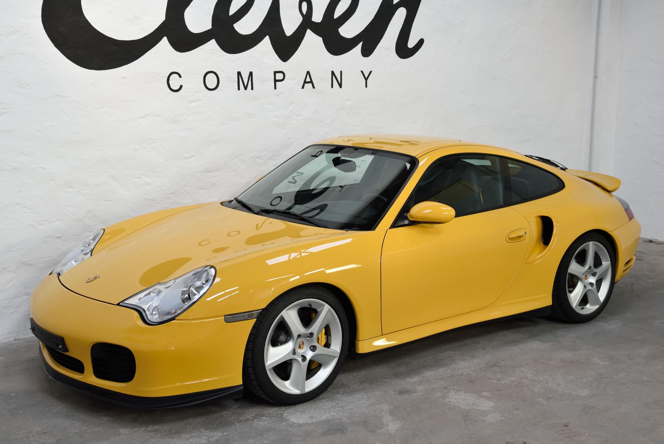 Porsche 996 Turbo WLS X50