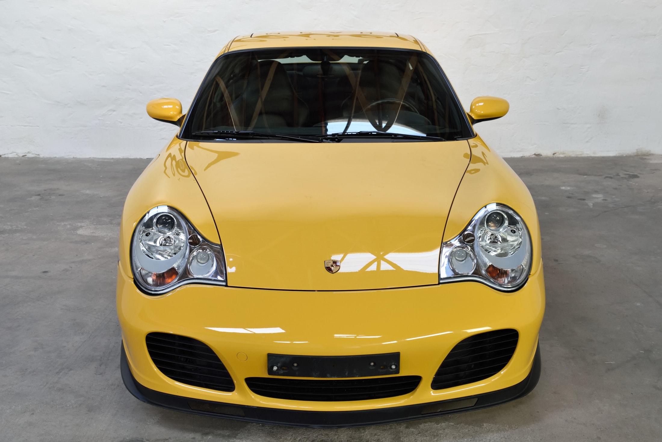 Porsche 996 Turbo WLS