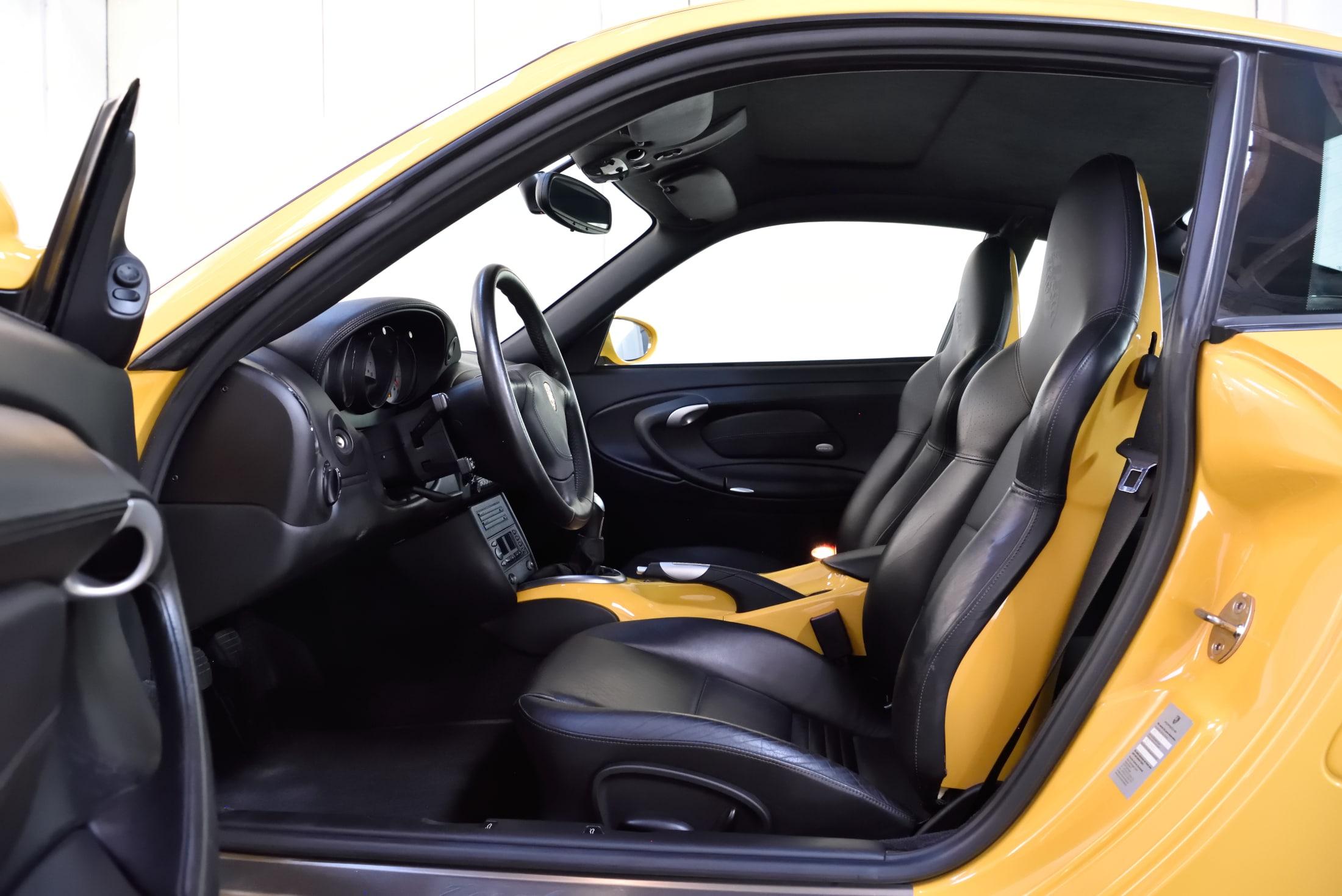 Porsche 996 Turbo X75